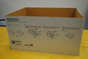 HV1000, HV1600 Insulation Barrier