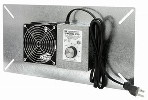 110 CFM Crawl Space Ventilator