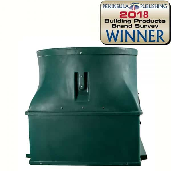 Tamarack Smart WIFI HV3400 R50 Ghost Whole House Fan
