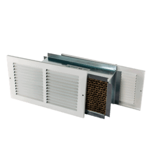 12x4 Retrofit Transfer Grille Wall Vent Return Air Pathway