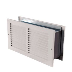 Retrofit Wall Vent Transfer Grille 14x6
