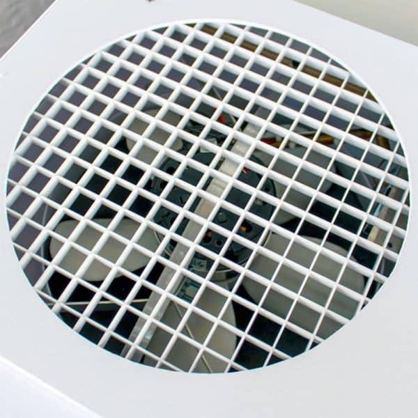 TC1000T Sunroom Fan White Grille