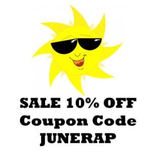 Sale Promo Code JUNERAP Coupon Code JUNERAP Summer Airflow Air Balancing