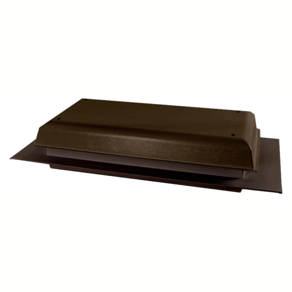 Brown TC1000-H solid roof/wall home ventilator by Tamarack Technologies