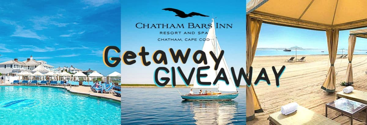 Getaway Giveaway Chatham Bar Inn Weekend Trip