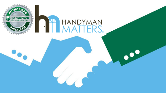 Handyman Matters new Qualified Installer