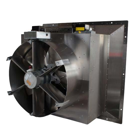 Dvs Direct Ventilation System Whole House Fan Tamarack