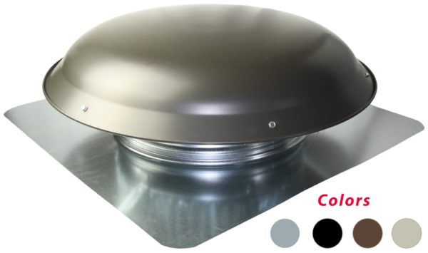 Main Image Static Roof Vent Different Color Options