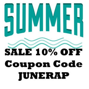Summer Sale June RAP Promo Code and Coupon Code