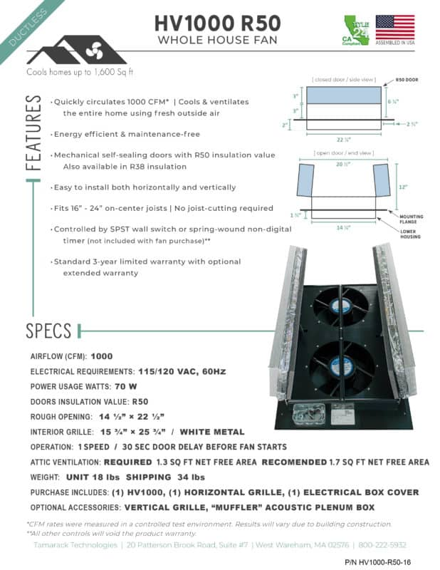 Product-Specs-HV1000-R50-16