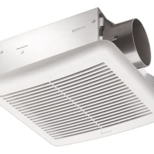 Delta BreezSlim50 DB-SLM80 Bathroom Fan 3 inch duct 36 or 50 CFM Exhaust Fan